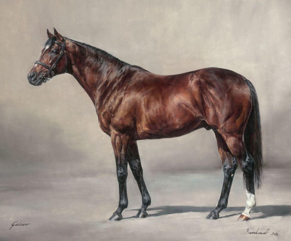 Galileo –The best sire in the world